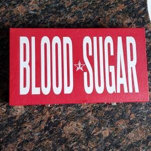 Jeffree Star Blood Sugar Pallet